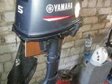 Мотор yamaha 5л