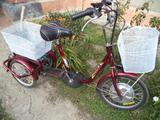 Взрослый 3х кол.эл.велосипед(трицикл)